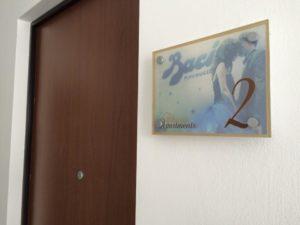 decorazione bacio perugina residence milano