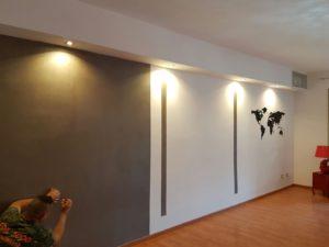 colori pittorici soluzioni decorative