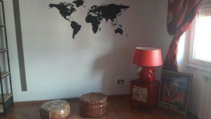 personalizzazione e decorazione soluzioni parete