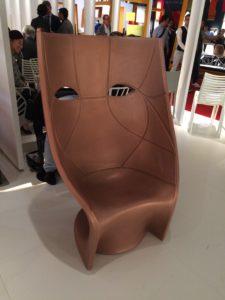 progetto sedie arredamento