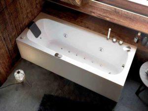 interior design bagno soluzione vasca
