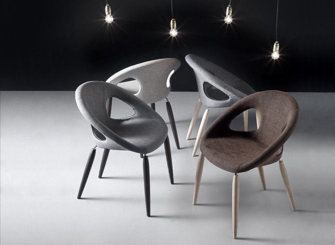 arredare soluzione sedie scab design