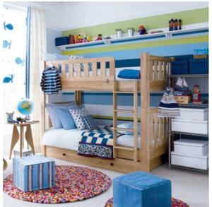 soluzioni arredo e decorazione camere bambini