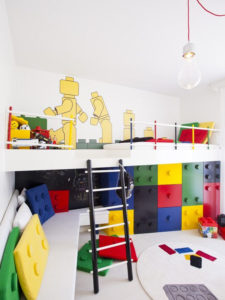children room concept per bambini