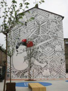 street art millo barriera milano torino