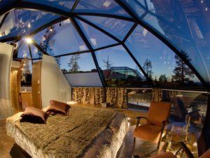 Kakslauttanen Artic Resort helparredo proposte hotel insoliti 1