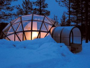 Kakslauttanen Artic Resort helparredo proposte insolite 3