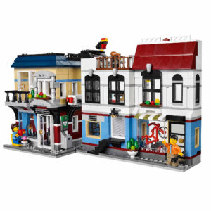 lego bike shop