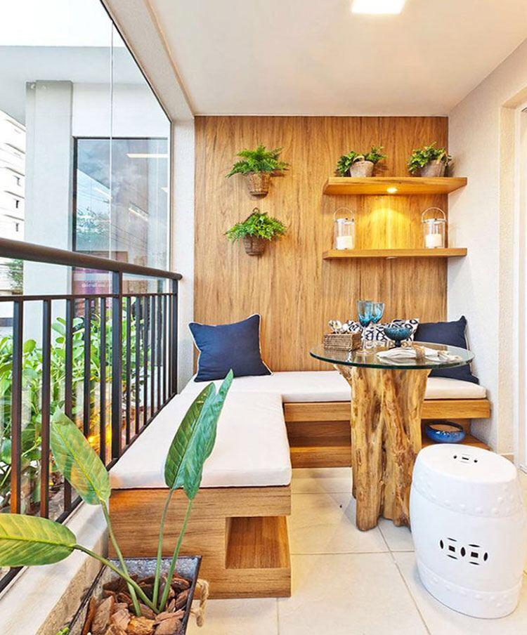 arredare balcone decorazione fai da te idee esterno helparredo