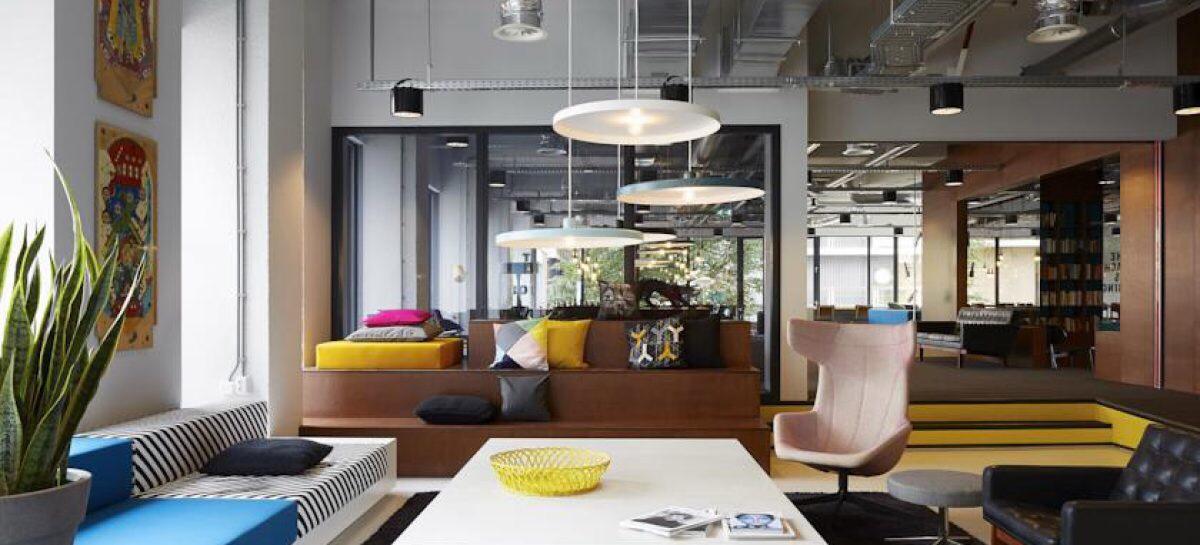 The Student Hotel Firenze concept hotel Interior design trend innovazione viaggiare hospitality design hotels new brand