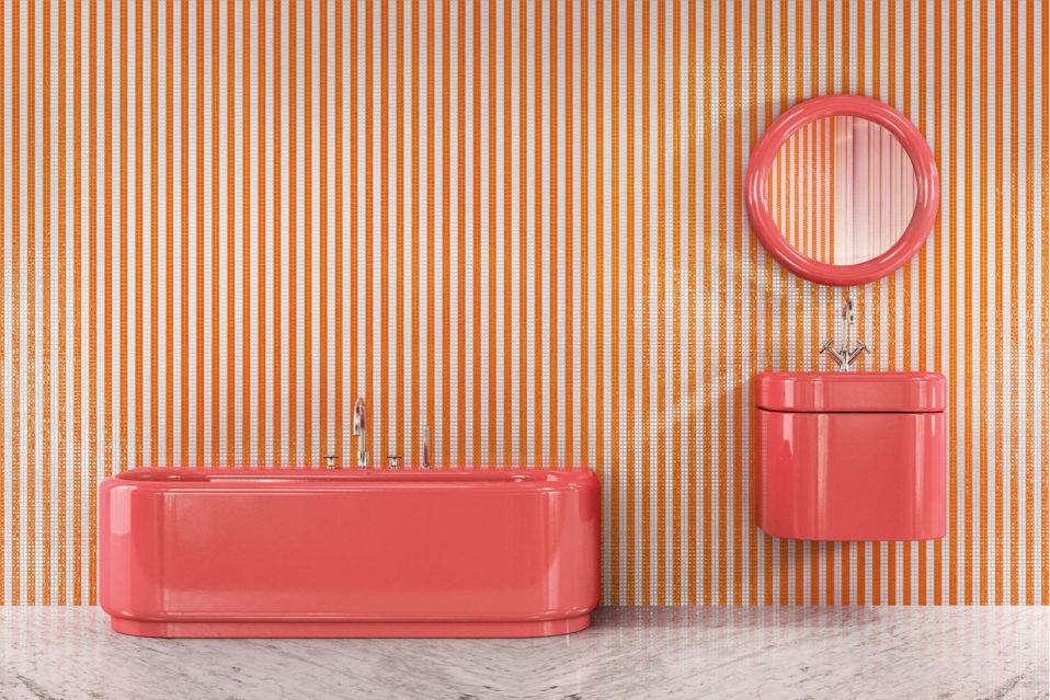 Cersaie 2018 trend bathroom Interior design arredamento architettura helparredo