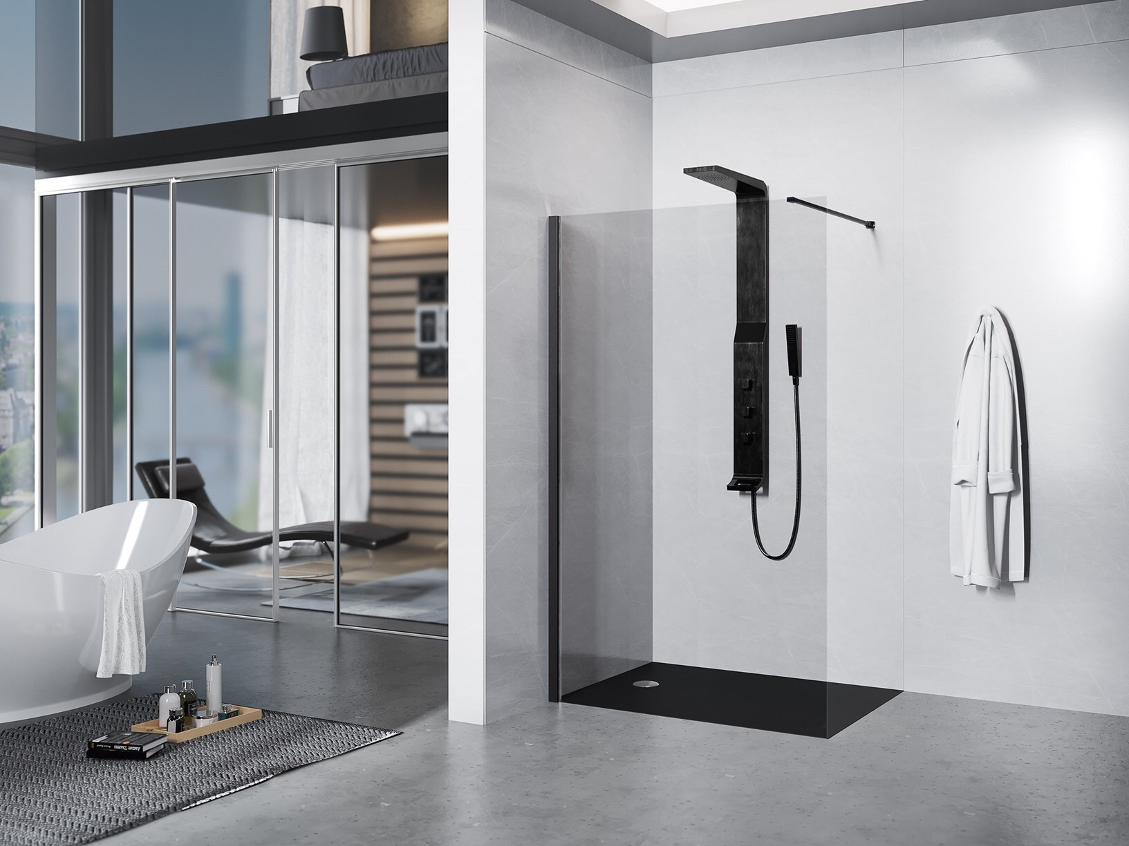 Cersaie 2018 design bathroom innovazione tendenze architettura box doccia helparredo idee