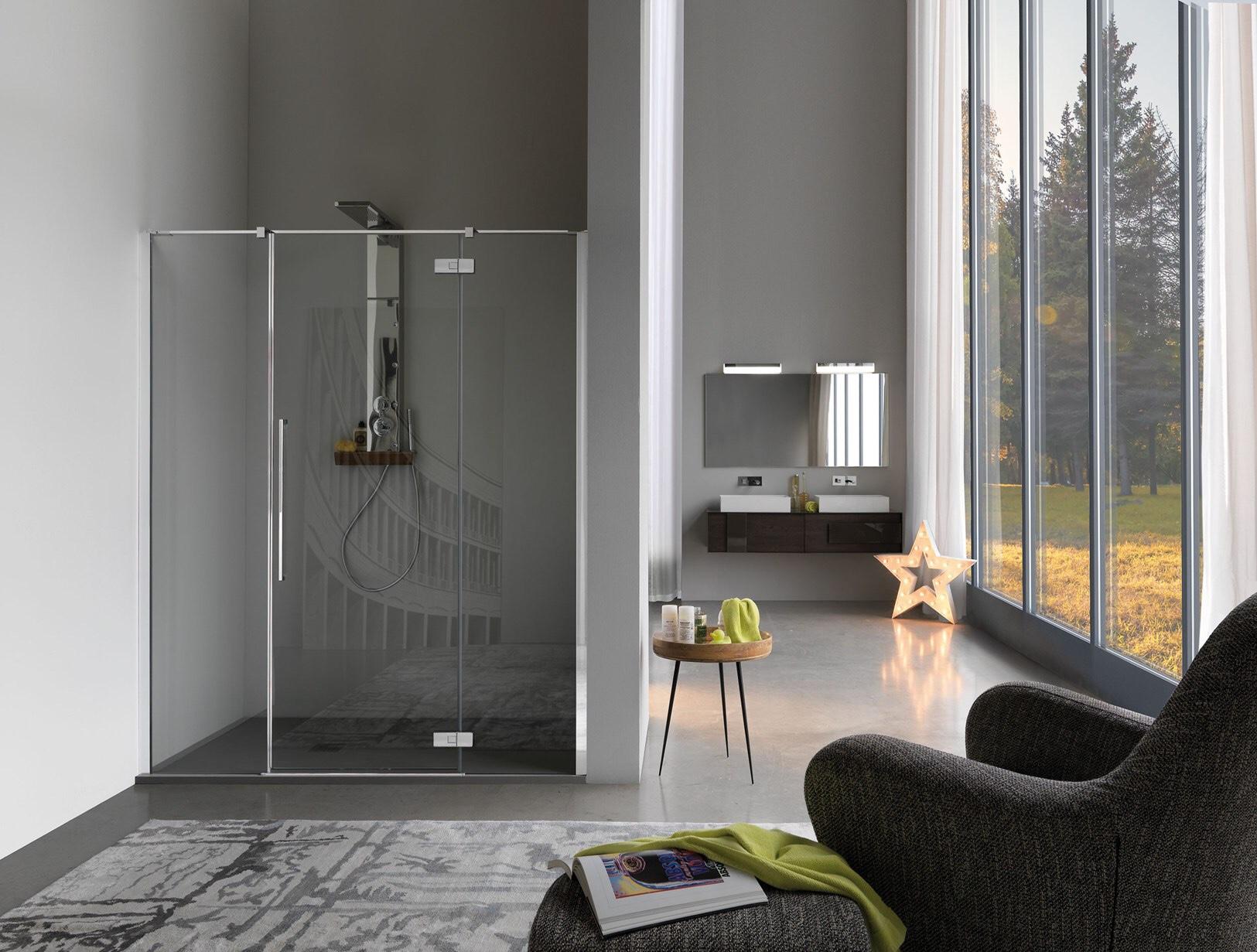 Cersaie 2018 box doccia piatti doccia arredo bagno Interior design tendenze ospitalità helparredo